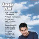 Aamir Khan's Mahindra Stallio AD Pictures