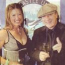 Brian Johnson and Brenda Johnson