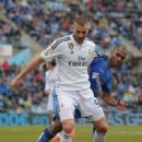 Getafe C.F. v. Real Madrid C.F.  January 18, 2015
