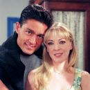Edith González and Fernando Colunga