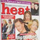 Big Brother - Heat Magazine Cover [United Kingdom] (9 June 2001)