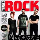 Paramore - Teraz Rock Magazine Cover [Poland] (April 2013)