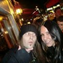 Alexi Laiho and Kristen Mulderig - 454 x 340