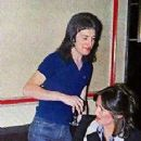 John Deacon and Veronica Tetzlaff