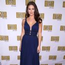 Nia Sanchez- USO 75th Anniversary Armed Forces Gala & Gold Medal Dinner - 454 x 681