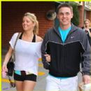 Jesse McCartney and Katie Peterson - 300 x 300