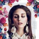 Olivia Palermo InStyle UK October 2012