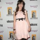 Zooey Deschanel - 13th Annual Hollywood Awards Gala Ceremony Held At The Beverly Hilton Hotel On October 26, 2009 In Beverly Hills, California