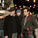 BTS: (L-R) Jon Turteltaub, Jay Baruchel. Ph: Abbot Genser. © 2009 Disney Enterprises, Inc. and Jerry Bruckheimer, Inc. All rights reserved. - 454 x 302