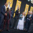 Dwayne Johnson- June 10, 2016- Premiere Of Warner Bros. Pictures' 'Central Intelligence' - Arrivals
