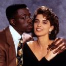 Wesley Snipes and Annabella Sciorra