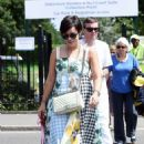 Lily Allen – Wimbledon Tennis Championships 2019 in London - 454 x 720