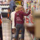 Britney Spears, Candids At Ralph's Supermarket