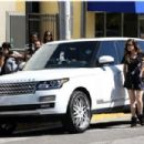 Khloé Kardashian: visit Bel Bambini in West Hollywood