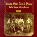 Crosby Stills Nash and Young Album - Deja Vu