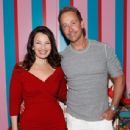 Fran Drescher and Peter Marc Jacobson - 437 x 594