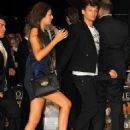 Louis Tomlinson and Eleanor Calder