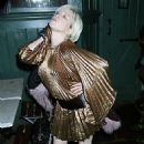 Cyndi Lauper - Arriving At The Waverly Inn In New York City, December 11, 2007