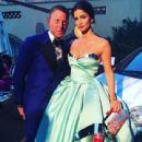 Shermine Sharivar and Lapo Elkann - 440 x 550