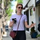 Julianne Hough out and about in Los Angeles - 454 x 868