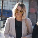 Lauren Conrad – Heading to the Create and Cultivate event in LA