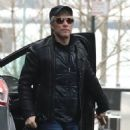 Musician Jon Bon Jovi is spotted out and about in New York City, New York on January 10, 2017 - 454 x 581