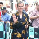 Brooklyn Decker – Arriving at AOL Build Series in New York City