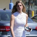 Ashley Greene – Shows off her toned legs while stopping by Rite Aid in Sherman Oaks