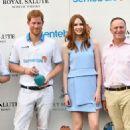 Karen Gillan – Sentebale Royal Salute Polo Cup in Singapore - 454 x 674