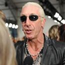 Dee Snider attends World MasterCard Fashion Week Spring 2016 at David Pecaut Square on October 20th, 2015 in Toronto, Canada. - 399 x 600