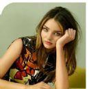 Miranda Kerr Instyle Australia Magazine January 2015
