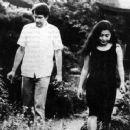 Anthony Cox and Yoko Ono