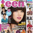 Carly Rae Jepsen - Teen Magazine Cover [Croatia] (October 2012)