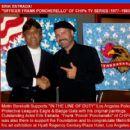 "ERIK ESTRADA, ""OFFICER FRANK 'PONCH' PONCHERELLO"" OF CHIPs TV SERIES.."