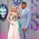 Margot Robbie and Will Smith - August 3, 2016- 'Suicide Squad' - European Premiere - Red Carpet Arrivals - 410 x 600