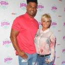 Kerry Katona and George Kay (rugby Player) - 454 x 796