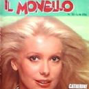 Catherine Deneuve - Il Monello Magazine [Italy] (July 1974)