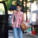Katie Holmes – Out in SoHo – New York