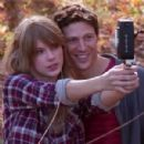Taylor Swift and Zach Gilford