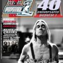 Iggy Pop - Popular 1 Magazine Cover [Spain] (May 2013)