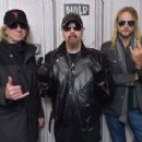 Judas Priest visit Build at Build Studio on March 21, 2018 in New York City - 454 x 308