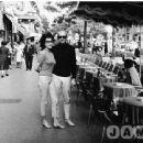 John Drew Barrymore and Gabriella Palazzoli, 1960s - 454 x 341