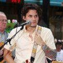 "John Mayer Rocks The ""Today"" Show"