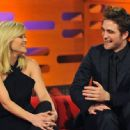 "Robert Pattinson & Reese Witherspoon on ""The Graham Norton Show"""