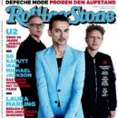 U2 - Rolling Stone Magazine Cover [Germany] (March 2017)