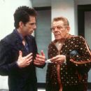Ben Stiller and Jerry Stiller in Paramount's Zoolander - 2001 - 400 x 302