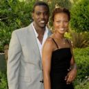 Eva Pigford and Lance Gross