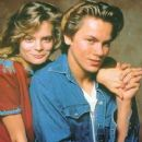 River Phoenix and Martha Plimpton in Promotional Photo for Running on Empty (1988)