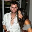 Shane West and Jenna Dewan