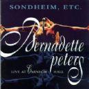 Bernadette Peters - Sondheim Etc.: Live at Carnegie Hall